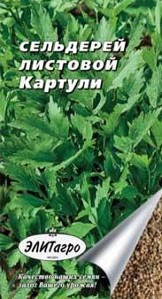 сельдерей листовой картули