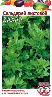 сельдерей листовой захар