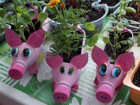 огород для маленьких садоводов