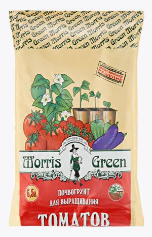 Грунт MORRIS GREEN для томатов