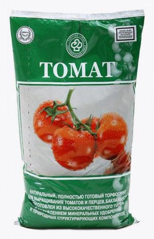 Грунт «ТОМАТ» для томатов и перцев